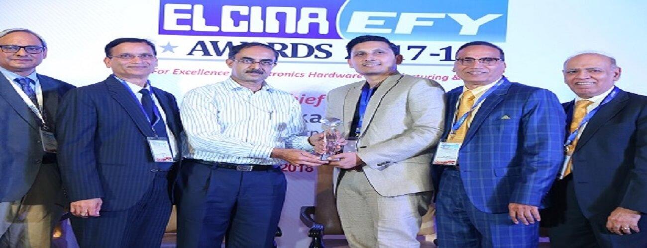 ELCINA-EFY Awards   East India Technologies
