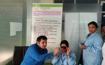 eye test east india
